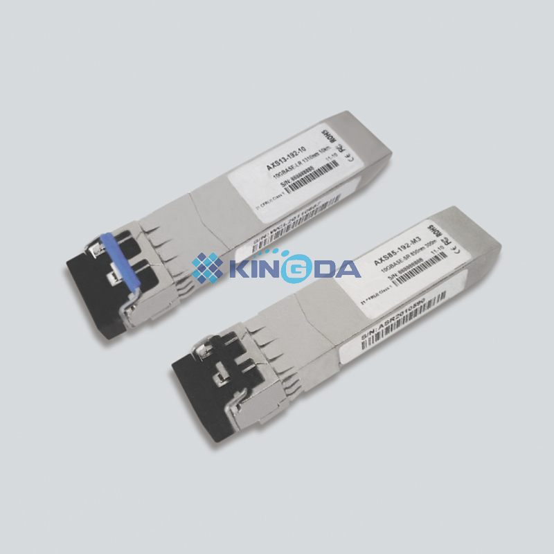 10Gb/s SFP +Transceivers